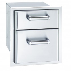 Fire Magic Echelon 14-in. Double Drawers