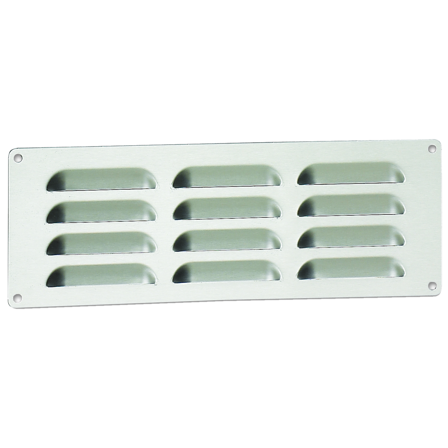 "Fire Magic Island Grill Vent Louvered Stainless Steel 14"" x 5"