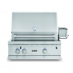 Viking Built-in 30-in. 500 Series Stainless Steel Gas Grill