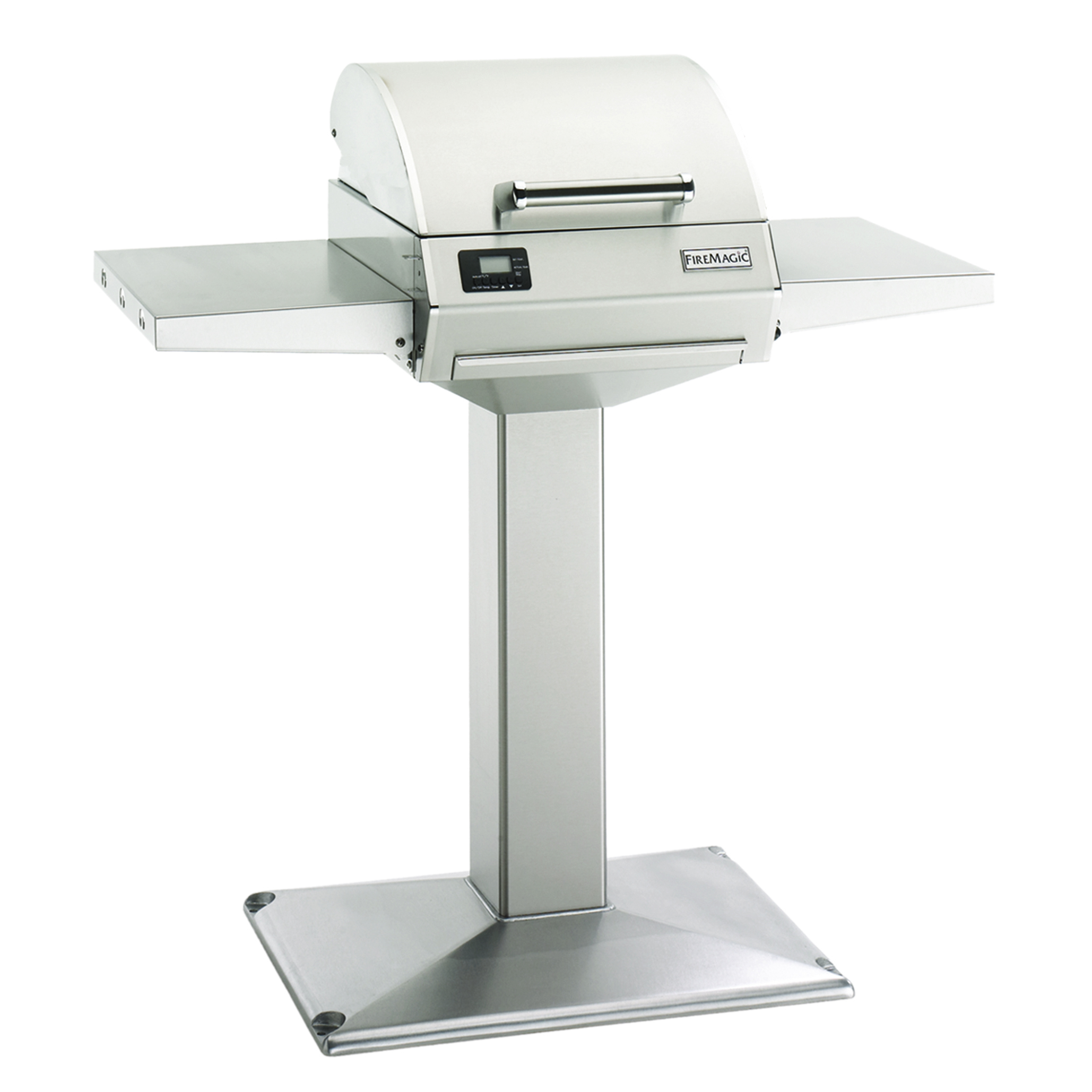 categories pedestal catalog product grill sol grills front of gourmet