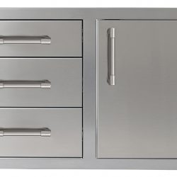 32 Inch Combo Door and Drawers