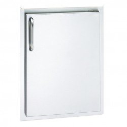 Fire Magic Aurora 14-in. Select Stainless Steel Single Access Door