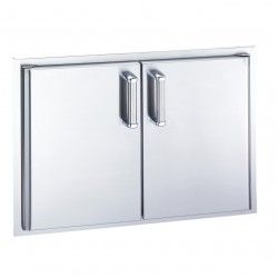Fire Magic 30 x 20 Inch Stainless Steel Double Access Door