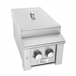 Alturi Luxury Built-in Double Side Burner