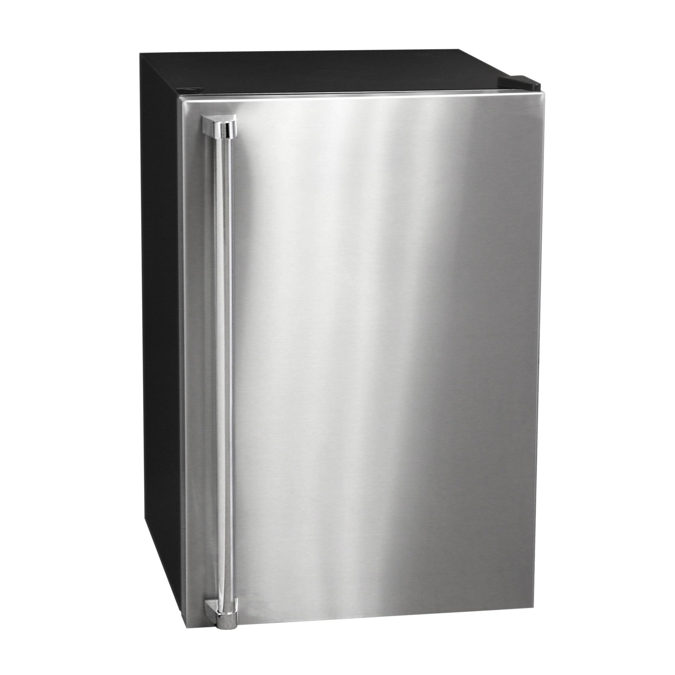 Stainless Steel Refridgerators Summerset Stainless Steel Refrigerator Door Sleeve Upgrade Ssrsl 1