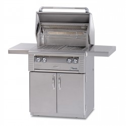 Alfresco 30-in. SearZone Gas Grill w/Rotisserie on Cart ALX2-30SZC