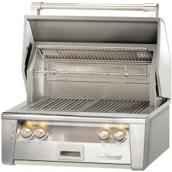 "Alfresco 30"" Built-in Sear Zone Grill w/ Rotisserie, ALXE-30SZ"