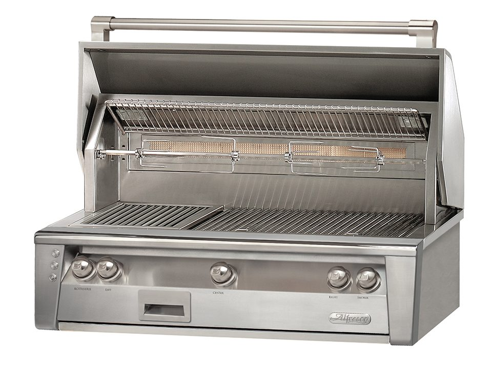 built gas grill with sear zone hidden rotisserie bosch in oven and white plans