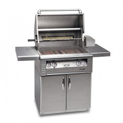Alfresco 30-in. Standard Gas Grill on Cart w/Rotisserie AGBQ-30C