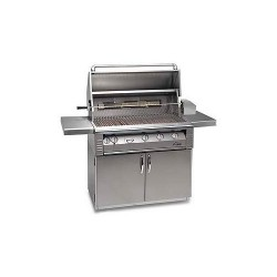 Alfresco 42-in. Gas Grill on Cart w/Rotisserie & Sear Zone AGBQ-42SZC
