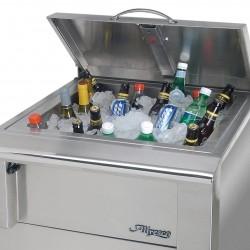 Alfresco 24-in. Built-In Drop in Refrigerator ARDI