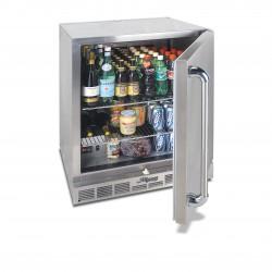 Alfresco 28-in. One Door Built-in Refrigerator & Keggerator URS-1