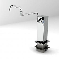 Alfresco Pot Filler Faucet w/Double Joint Spout