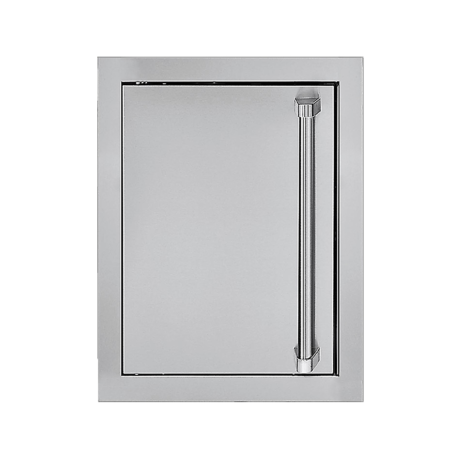 Access Door For Metal Doors : Viking quot stainless steel access door ad