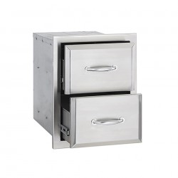 RCS Agape Double Drawers, 15-in. - ADR1