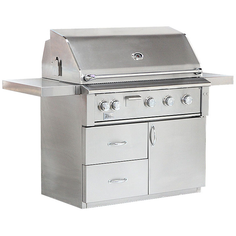 "CART ONLY for Alturi 42"" Grill, CART-ALT42"