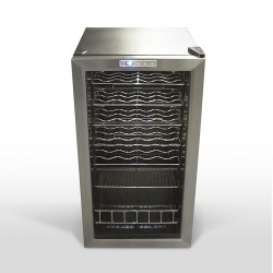RCS Wine Cooler with racks and temperature control