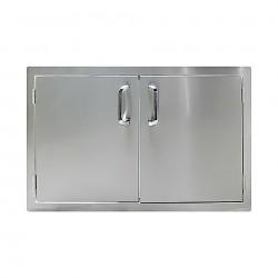 RCS Horizontal Doors, Double 30-in. - RDD1