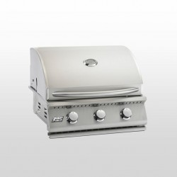 RCS Junior 26-in. Stainless Steel Built-in Gas Grill - RJC26