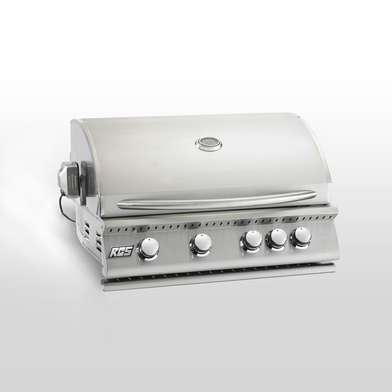 RCS Junior 32-in Stainless Steel Built-in Gas Grill - RJC32
