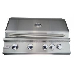 "RCS Junior 32"" Stainless Steel Built-in Gas Grill, RJC32A"