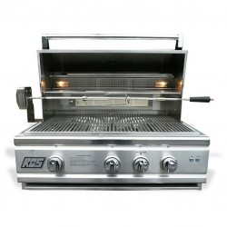 RCS 30-in. Pro Series Stainless Steel Built-in Gas Grill - RON30EL