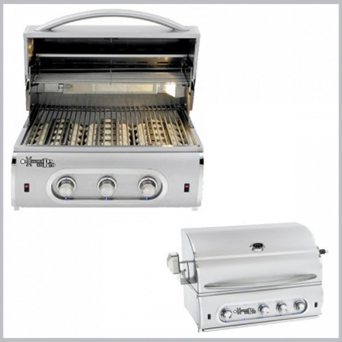 "STG 32"" Stanless Steel Grill"