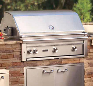 Shop All Built-in Gas BBQ Grills