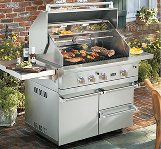 Shop All Freestanding Gas BBQ Grills