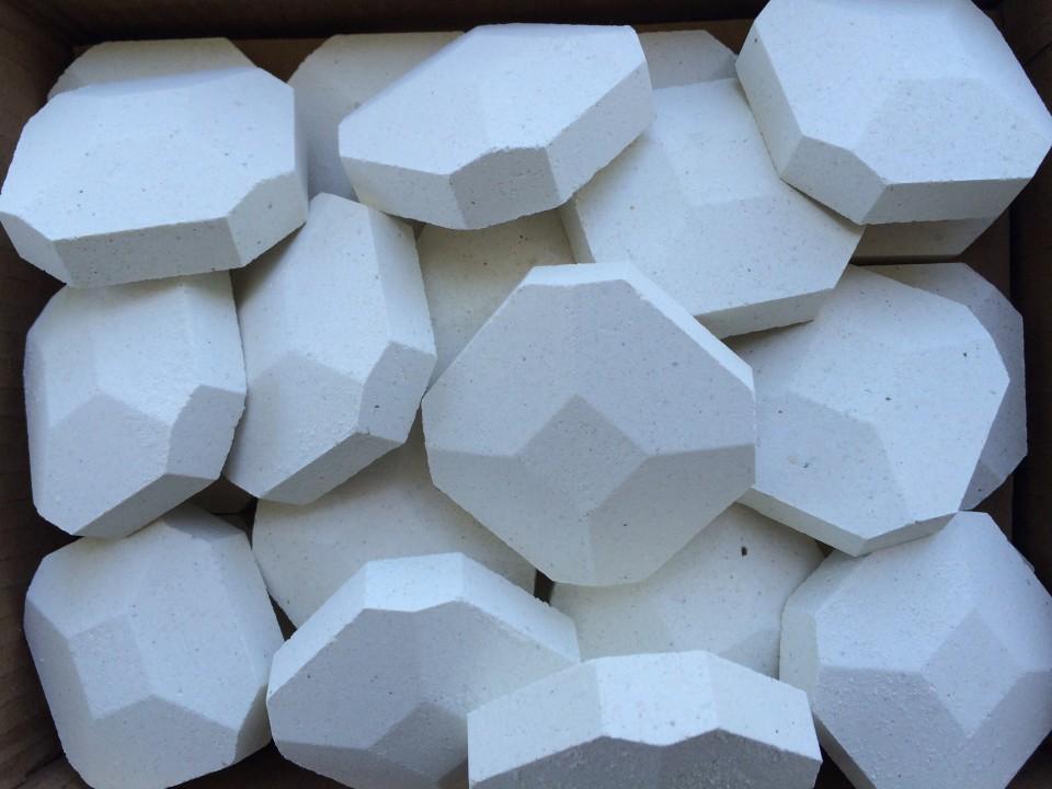 Outdoor Vent Covers >> Box of 36 Ceramic Briquettes fits Summerset Alturi, BRIQ ...
