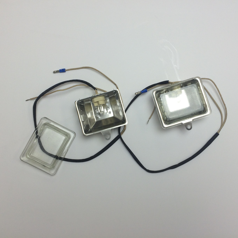 Light Glass Replacement for Summerset Alturi Series, LIGHT GLASS ALT