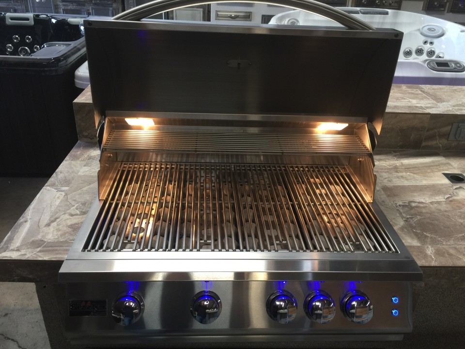 Summerset Sizzler Pro32 Quot Built In Grill Sizpro32