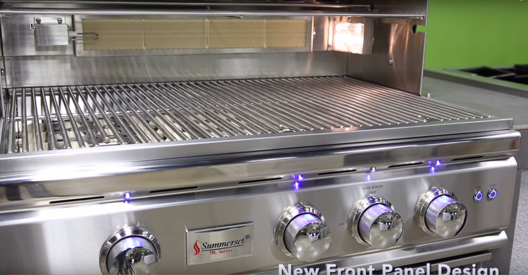 Summerset Trld 32 Quot Built In Grill Deluxe Stainless Steel