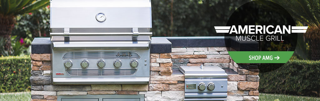 American Muscle Grill by Summerset Professional Grills