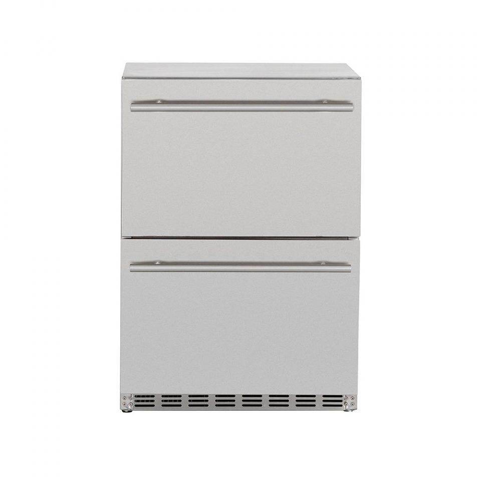 Summerset UL Deluxe 2-Drawer Refrigerator, SSRFR-D2D