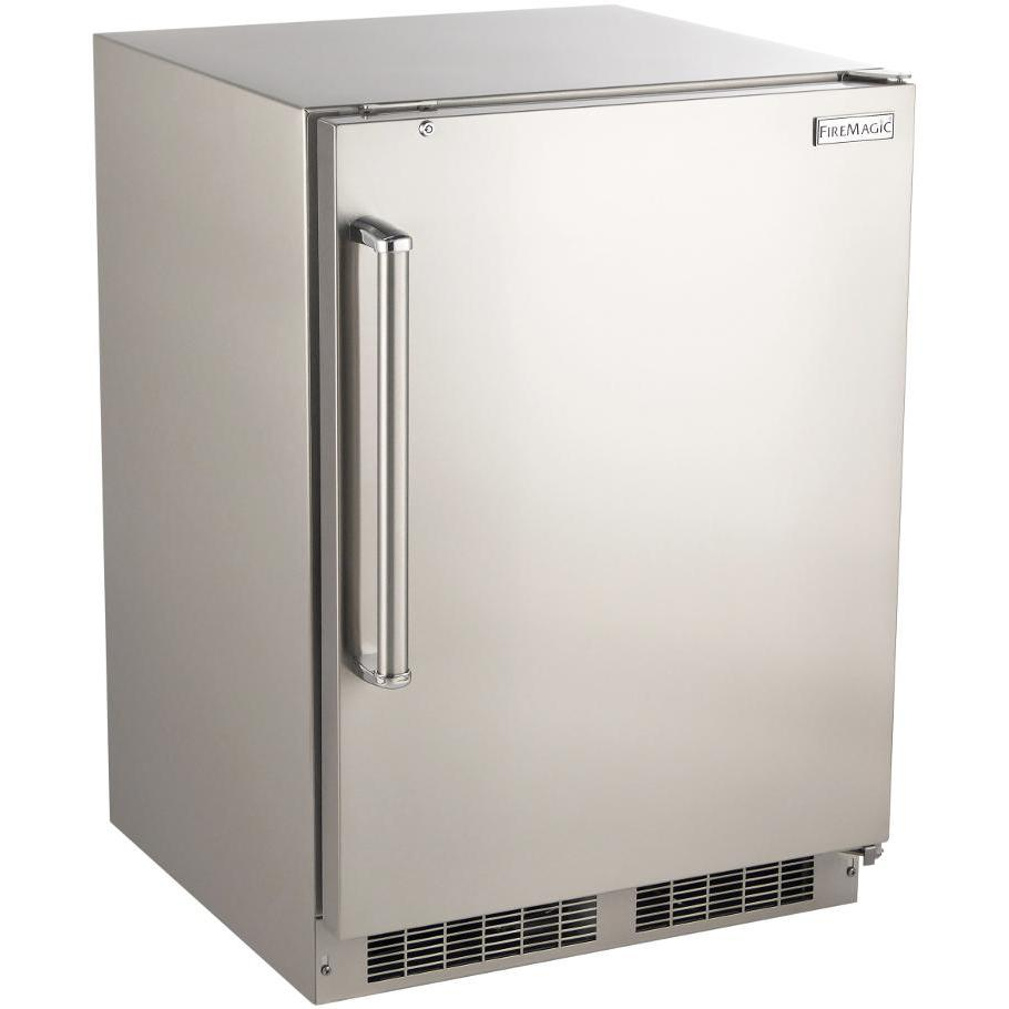 Fire Magic Outdoor Rated Refrigerator, 3589-DR/3589-DL