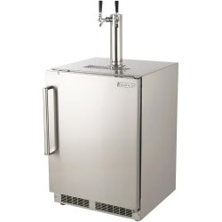 Fire Magic Outdoor Rated Kegerator, 3594-DR/3594-DL