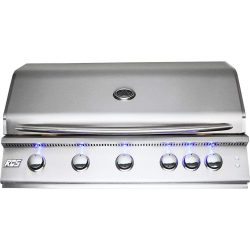 "RCS 40"" Premier Built-in Grill w/ LED Lights, RJC40AL"