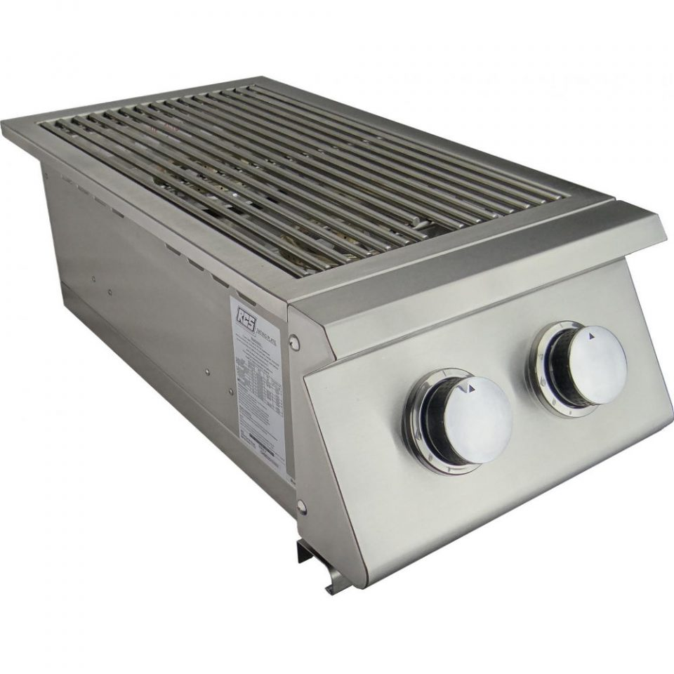 RCS Premier Double Side Burner, RJCSSB