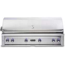 "Viking 54""W. Built-in Grill with ProSear Burner and Rotisserie, VQGI5540"