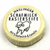 Haslinger Sheepsmilk & Lanolin Shaving Soap 60g Puck