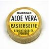 Haslinger Aloe Vera Shaving Soap 60g Puck
