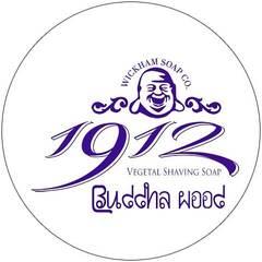 Wickham Soap Co. 1912 Buddha Wood Shaving Soap 140g