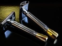 Digress HD B Adjustable Safety Razor Brass Retrofit