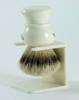 Geo F Trumper Simulated Ivory Drip Stand