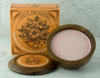 Geo F Trumper Almond Hard Shaving Soap in a Wooden Bowl (80g)