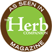 As seen in the Herb Companion magazine