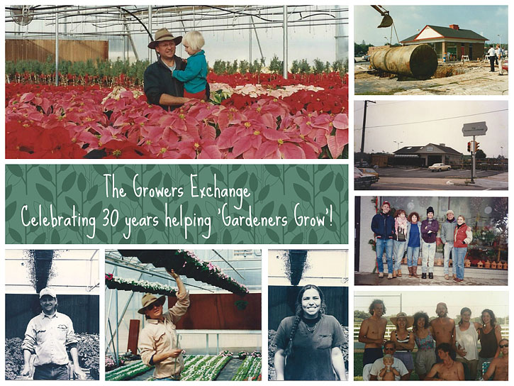 The Growers Exchange Celebrating 30 Years Helping Gardeners Grow