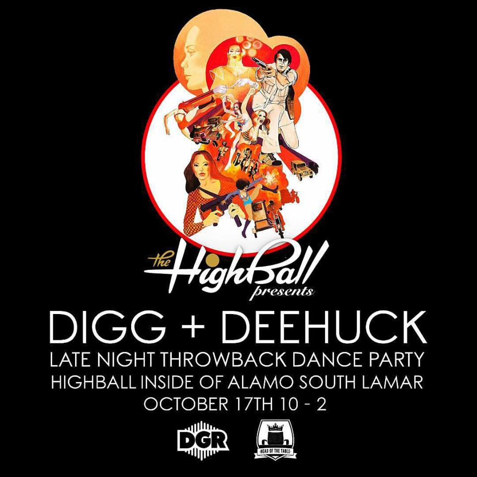 LATE NIGHT THROWBACK: DJ DIGG + DJ DEEHUCK | The Highball