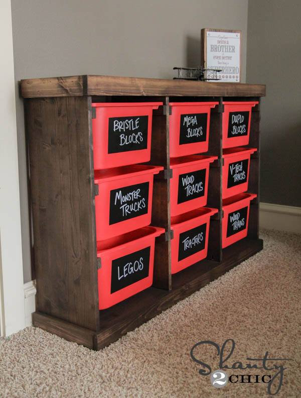 DIY-Toy-Storage-Unit